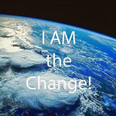 I AM THE CHANGE - SATURDAY - LOVE - AFFIRMATION