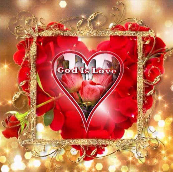 SATUERDAY - LOVE - BLESSINGS - HEART
