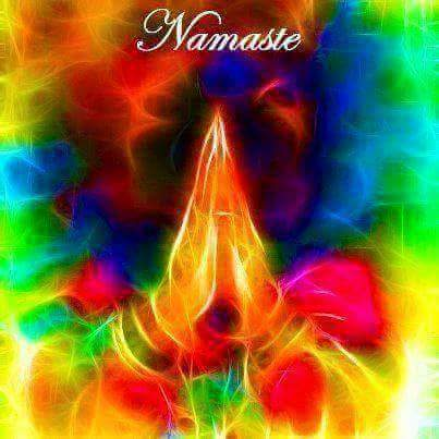 SATUERDAY - LOVE - BLESSINGS - NAMASTE