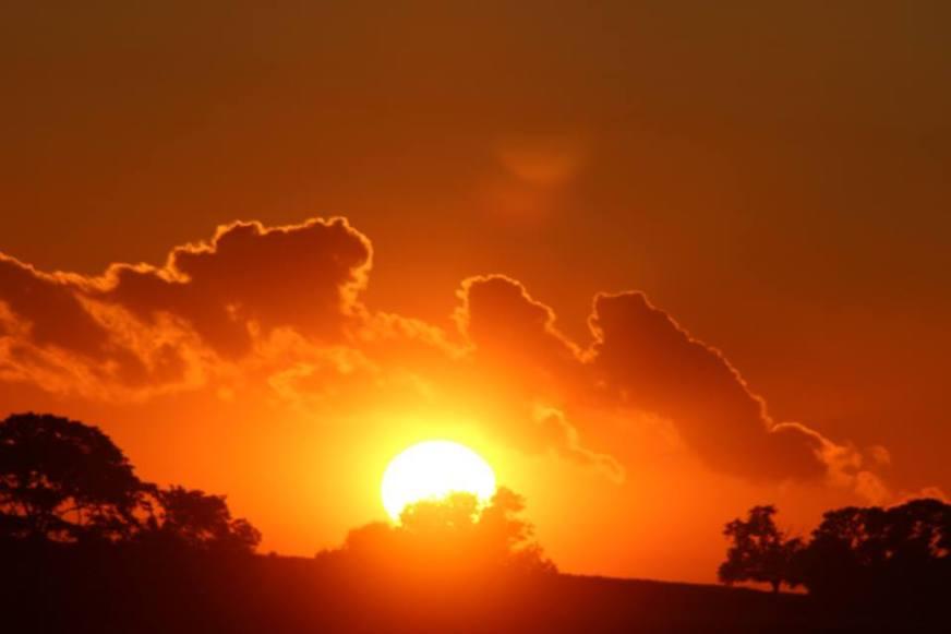 SUN SET - LOVE - SATURDAY